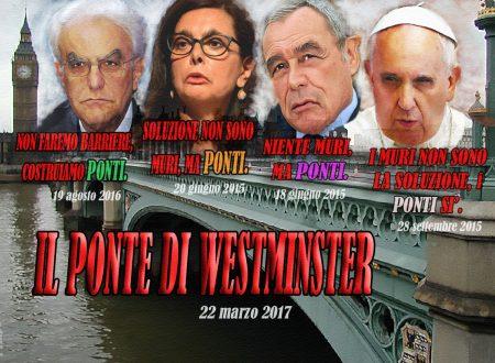 Ponti e pontificatori