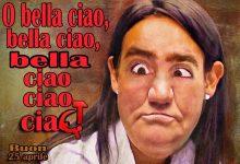 Ciao, ciao, bella ciao!