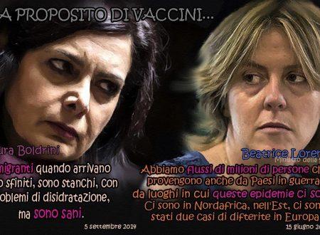 A proposito di vaccini…