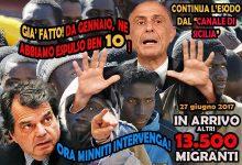 Brunetta chiama Minniti…