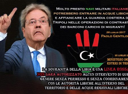 Missione Libia