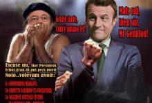 Gentilozzi e Macron
