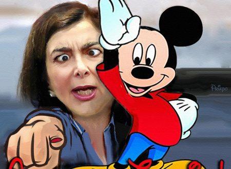 Arrestate Topolino!