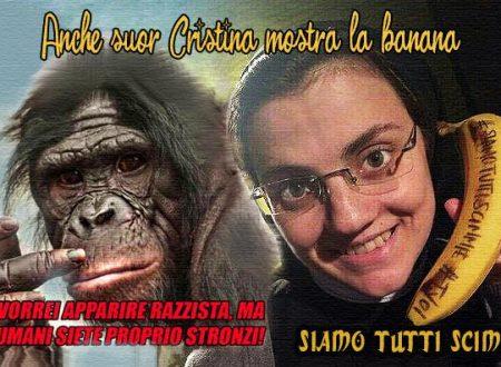Suor Cristina e la banana